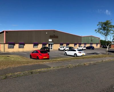 Unit 3 Cold Hesledon Industrial Estate